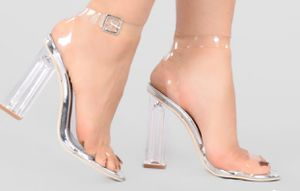 Sliver Clear Heel SZ . 10 for Sale in Lithonia, GA