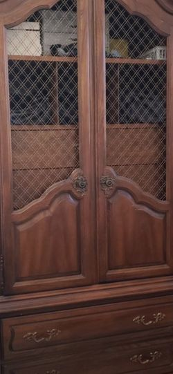 Antique Armoire Wardrobe for Sale in Henderson,  NV
