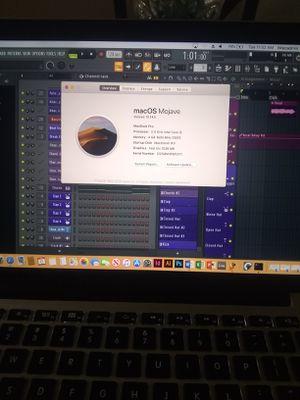 Musicheads MacBook i5 i7 sale loaded Adobe fruityloops for Sale in Riverside, CA
