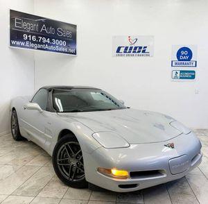 1998 Chevrolet Corvette for Sale in Rancho Cordova, CA