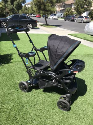 Sit N Stand Double Stroller for Sale in Chula Vista, CA