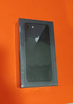 IPhone 8 64GB NEW sealed box**NEW** For Cricket Wireless Paid Clean IMEI all accessories *NEW* FULLY PAID OFF for Sale in Cypress, CA