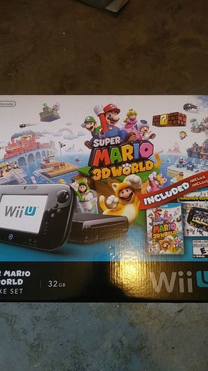 Nintendo Wii U system complete for Sale in Miami, FL