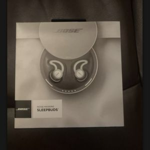 Bose Noise Masking Sleepbuds Opened Box/New for Sale in Buffalo, NY
