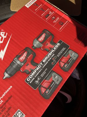 Milwaukee brushless drill for Sale in Germantown, MD