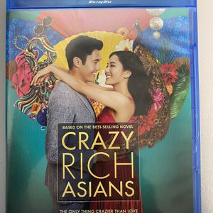 Crazy Rich Asians (Blu Ray And DVD Combo, 2018) for Sale in Adelanto, CA