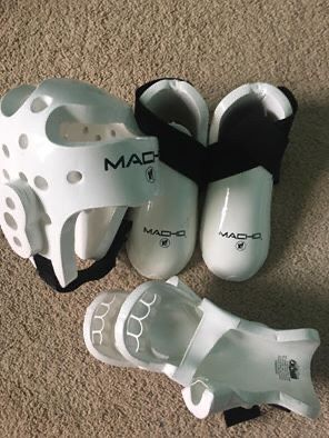 Sparring gear set for Sale in New Market, MD