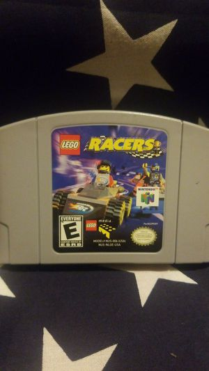 Lego Racers (N64) for Sale in Houston, TX