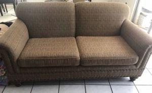 Brown sofa $100 for Sale in Houston, TX