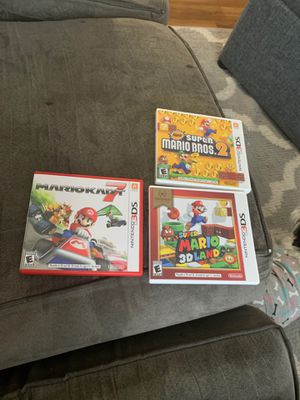 Nintendo eds games for Sale in Lake in the Hills, IL