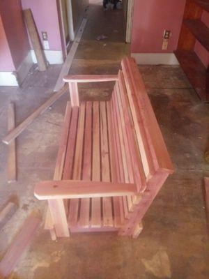 Cedar Swing for Sale in Van Buren, AR