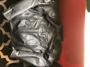 Alpinestars leather motorcycle jacket for Sale in Pomona, CA