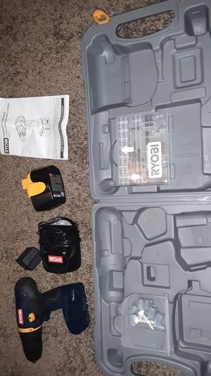 Brand new Ryobi Cordless drill for Sale in Coldwater, MI