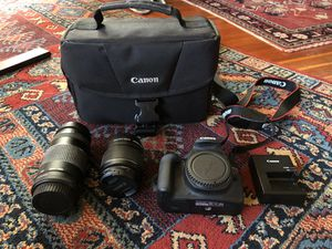 Canon EOS Rebel T5 with zoom lens! for Sale in Portland, OR