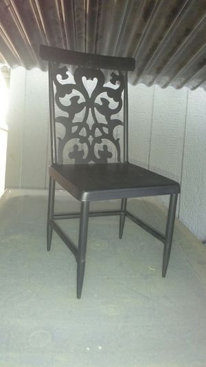 """DOLL FURNITURE 12"""" PATIO CHAIR for Sale in Tallmadge, OH"""