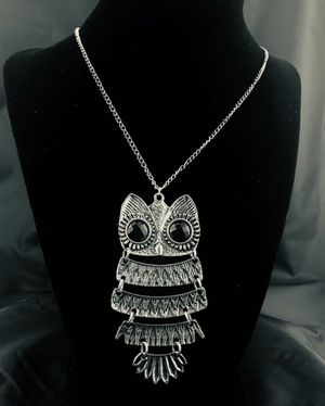 Cute Owl Necklace for Sale in Phoenix, AZ