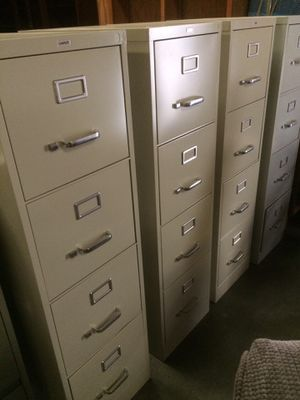 New four drawer filing cabinets for Sale in Sunset, SC