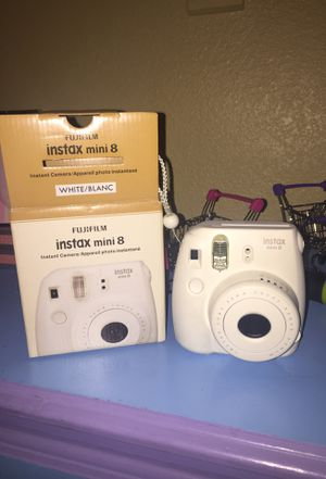 discontinued instax mini 8 for Sale in North Las Vegas, NV