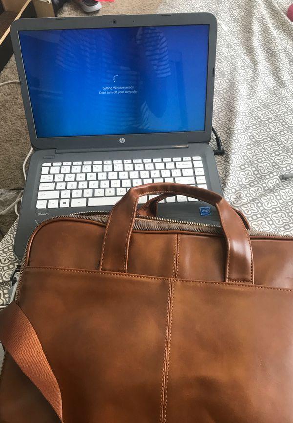 New HP stream laptop
