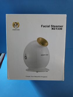 Facial Steamer KC1330. By Kingdom Cares. New In Box. Cool Is Pink. for Sale in Los Angeles,  CA