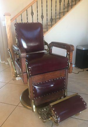 Koken Antique Barber Chair for Sale in Phoenix, AZ