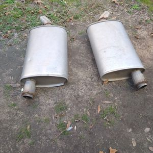Cadillac DTS Mufflers 06-11 for Sale in Houston, TX
