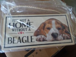 Beagle Plaque for Sale in Merritt Island, FL