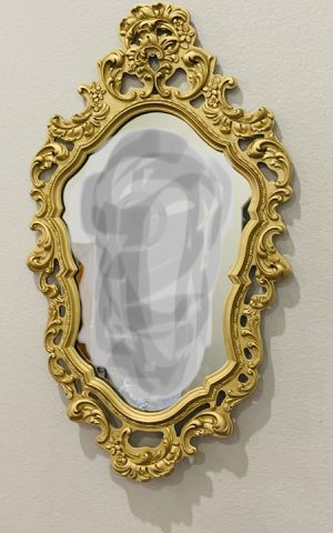 French Vintage Gold Mirror for Sale in Corpus Christi, TX