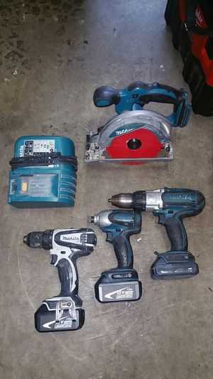 Makita 18v tools for Sale in Seattle, WA