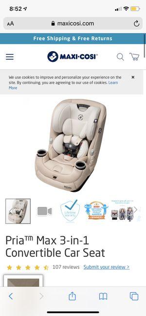 Luxury Car seat for Sale in Stockton, CA
