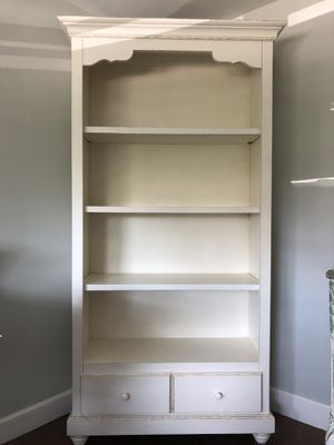 Crate & Barrel bookcase for Sale in Winchester, MA