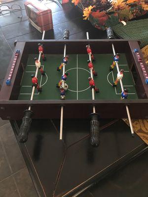 Mini soccer board game for Sale in Sacramento, CA