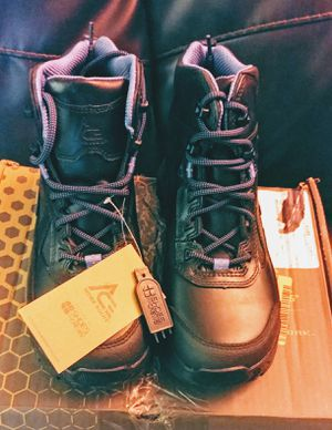 Women's 8.5 Ace Regent steel toe work boots for Sale in Columbus, OH