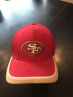 49ers New Era 39Thirty fitted medium-large hat for Sale in Littleton, CO