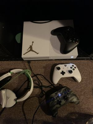 Xbox one s for Sale in Owings Mills, MD