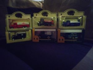 6 Toy Model Trucks/Collectables----Valued at $20 and up for Sale in Dallas, TX