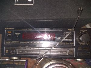 Old school pioneer receiver amp for Sale in Lakewood, WA