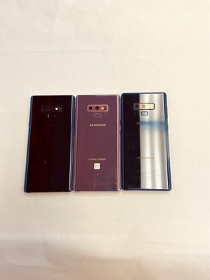 Samsung Galaxy Note 9 128GB Factory Unlocked 📲 for Sale in Fort Worth, TX