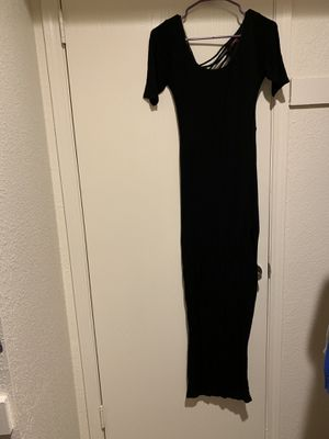 Black long dress Prom/ Any special occasion for Sale in Phoenix, AZ
