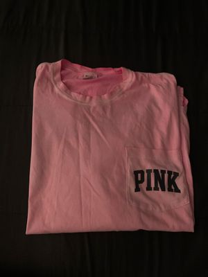 Victoria's Secret: PINK shirt (L) for Sale in Philadelphia, PA