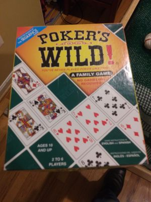 Pokers wild for Sale in Manassas Park, VA