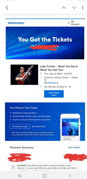 Luke Combs for Sale in Irving, TX