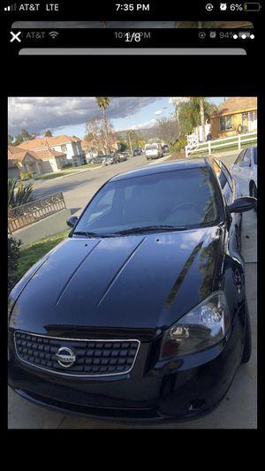 2006 Nissan Altima for Sale in Murrieta, CA