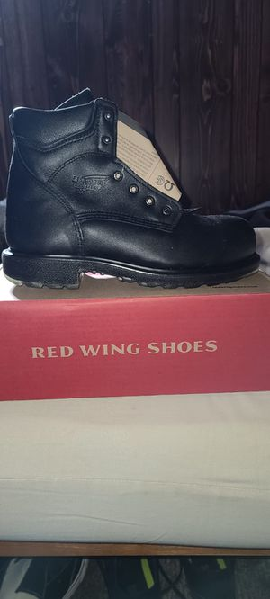 New Red Wings work boots size 10.5 for Sale in HUNTINGTN BCH, CA