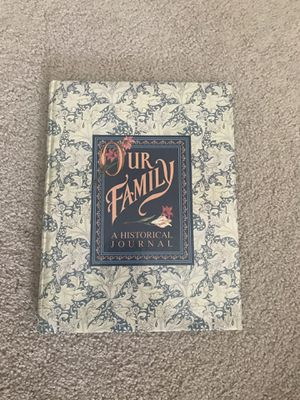 Genealogy Book for Sale in Grand Prairie, TX