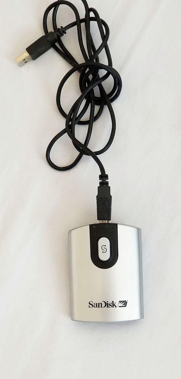 Sandisk ImageMate 5-in-1 USB 2.0 Flash Memory Card Reader