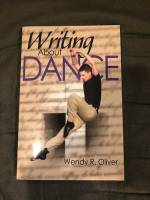 Writing about dance for Sale in Los Alamitos, CA