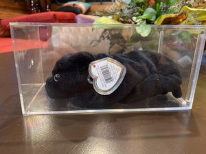"""TY Beanie Babies """"Velvet"""" The Black Panther Mint Condition for Sale in Arlington Heights, IL"""