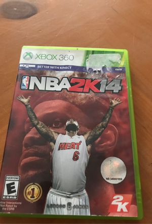 NBA 2k14 for Sale in Manton, MI