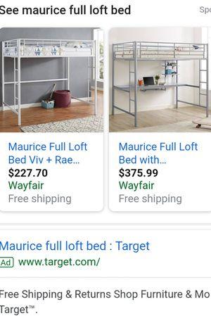 Bunk bed for Sale in Manassas, VA